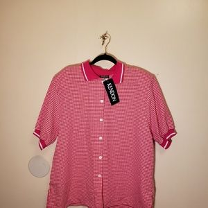 Tops - Button down top